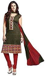 ZofianaFashions Women's Cotton Dress Material(GAL211)