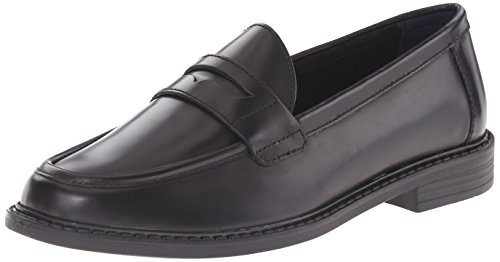 Cole Haan Women's Pinch Campus Penny Loafer, Black, 8 B US