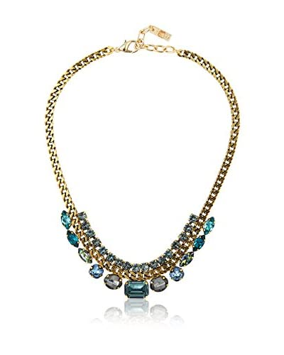 Tova Sparkling Blue Collar Necklace
