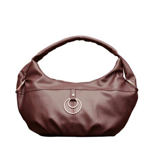 Fostelo Fabulous Maroon Hobo Handbag