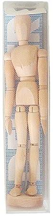 デリーター モデル人形 12A 男 (32cm)