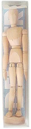 デリーター モデル人形 12A 男 32cm
