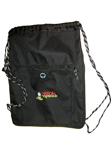 Neatnik Napsack, Black