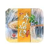 大黒食品 冷したぬきうどん 七味唐辛子付 1ケース(12食入)