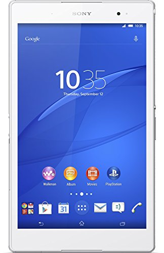 SONY XPERIA Z3 TABLET COMPACT 16GB (WHITE) SGP611GB 8.0