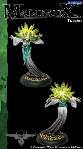 Ikiryo Resurrectionist Malifaux by Wyrd Miniatures - 1