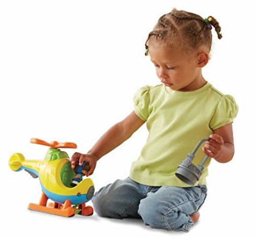 Fisher-Price Little People Helicopter - 1