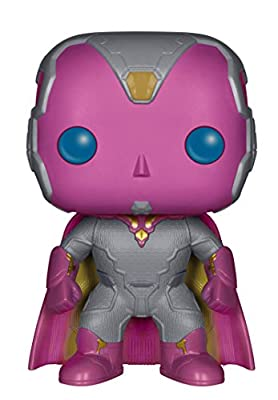 Funko Marvel: Avengers Age of Ultron - Ultron Vision Pop! Vinyl Figure