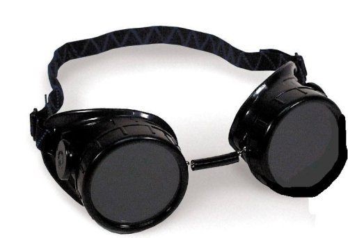 Read About Hobart 770096 Welding Oxy-Acetylene Goggle - 50mm Eye Cup