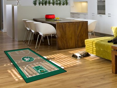 NBA Boston Celtics Large Court Runner Rug мотоблок дизельный patriot boston 9de