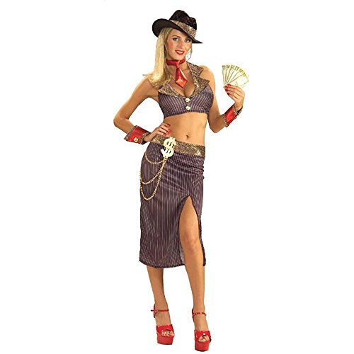 Glamour Gangster Adult Costume