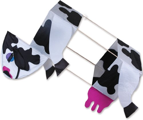 Premier 11143 Animal Box Shape Kite, Cow