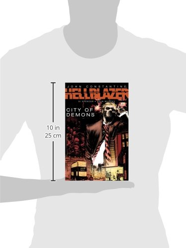 Hellblazer City Of Demons TP