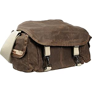 Domke 700-02A F-2 Bag (Brown Waxwear Finish)