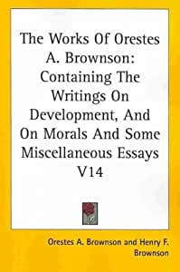 darwinism in morals and other essays