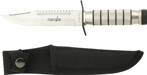 Serrated Kitchen Knife