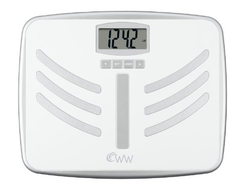 Weight Watchers Body Analysis and Tracker Scale
