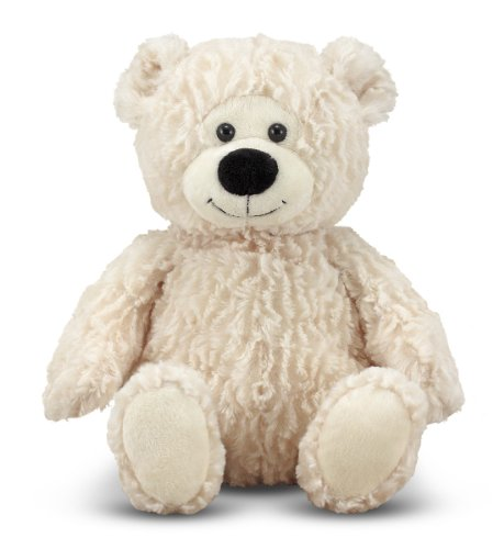 Melissa & Doug Princess Soft Toys Blizzard Bear