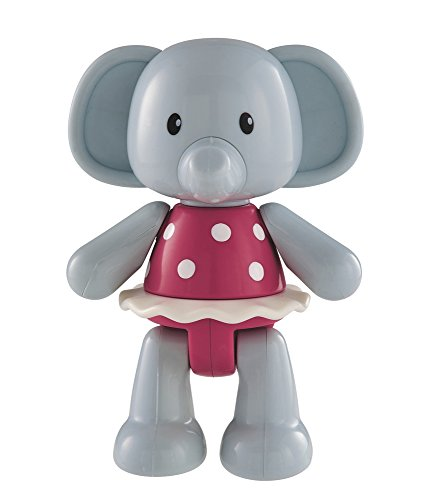 Early Learning Centre Toybox Ellie Elephant Baby Toy - Auditory and Tactile Interaction For Children -Engages and Employs Creativity - For On-The-Go or At-Home Play - Ages 12 Months and Up