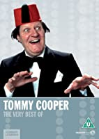 Tommy Cooper - The Very Best Of - Comedy Legend [DVD]