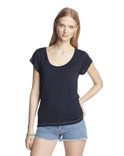 MiH Jeans Women's The Scoop Neck Tee