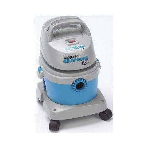 Shop Vac 5895100 Gray / Blue All Around 1.5 Gallon Wet / Dry