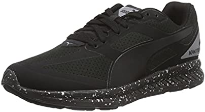 Puma Ignite Fast Fwd, Sneakers Basses mixte adulte, Noir (Black), 46 EU
