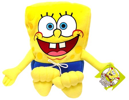 Buy SpongeBob Best Buddies 14″ SpongeBob Squarepants Plush Doll