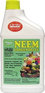 Green Light Organic Neem Concentrate - Pint 17016 (Discontinued by Manufacturer)