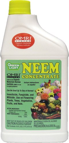 Green Light Organic Neem Concentrate - Pint 17016
