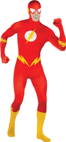 Flash 2ND Skin Costume Flash Costume Adult Justice League Costume 880521