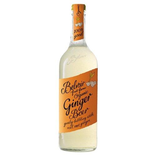 Belvoir Organic Ginger Beer 4x750ml