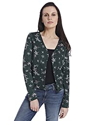 Only Women'S Casual Jacket (_5712836227913_Trekking Green_X-Large_)