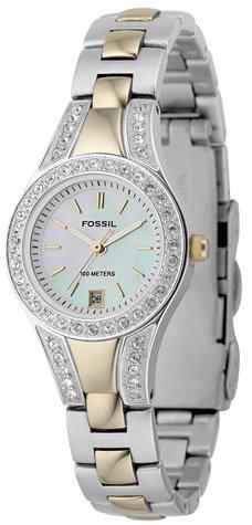 Fossil Watch - Katalina - White
