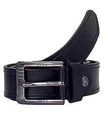 Coconut Men's Belt (belt012_Black_X-Large)