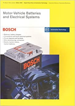 Buy Motor Vehicle Batteries And Electrical Systems 2003