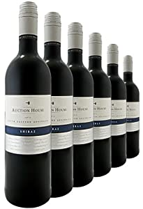AUCTION HOUSE - Shiraz - Case - 6 x 750ml