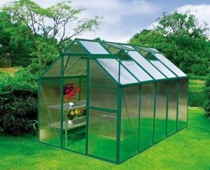 Earthcare Basic 6 x 10 Backyard Greenhouse Kit