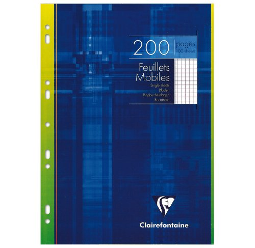 clairefontaine-feuillets-mobiles-21-x-297-cm-90g-200-pages-100-feuillets-quadrille-5x5