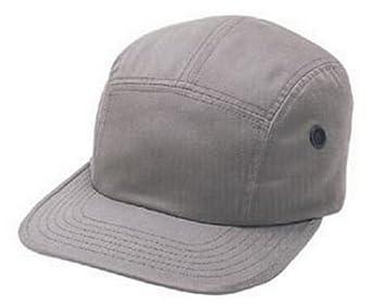 Mens Baseball Cap - Military Street Cap, Gray, Adjustable by Rothco
