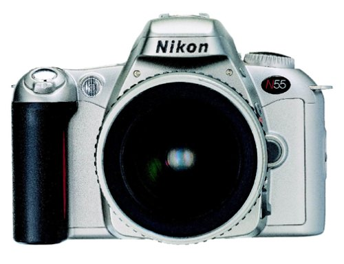 Nikon discount duty free Nikon N55 35mm SLR Camera with 28-80mm Zoom Lens