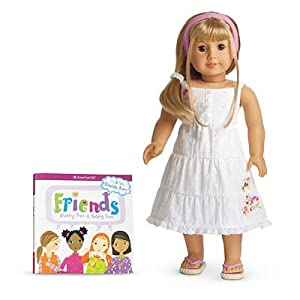 American Girl Doll of The Year 2009 Chrissa Friend