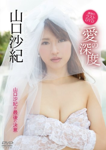 山口沙紀/愛の深度 [DVD]