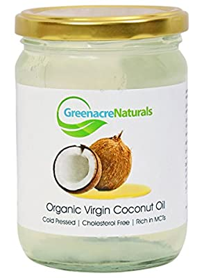 High Quality Certified Organic Raw & Extra Virgin Coconut Oil - NEW From GreenacreNaturals - Because YOU Are Worth That Little Bit More