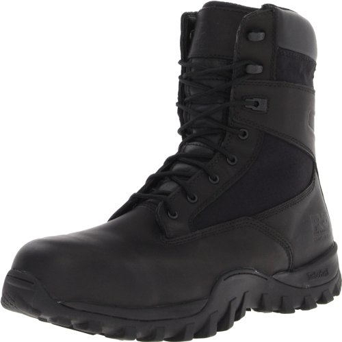 Timberland PRO Valor Men's McClellan 8 Inch Side Zip Work Boot