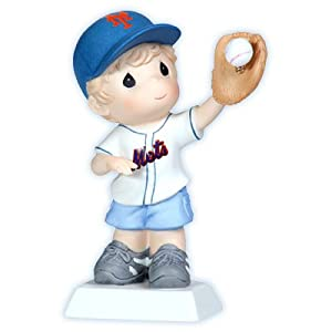 Precious Moments: New York Mets - Boy