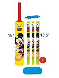 Toyzstation Disney Mickey & Friends Cricket Set