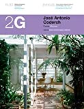 img - for 2G 33 Jose Antonio Coderch (2G International Architecture Review, 33) book / textbook / text book