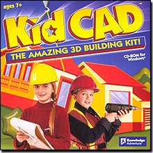Brand New Knowledge Adventure Kid Cad Easy-To-Use