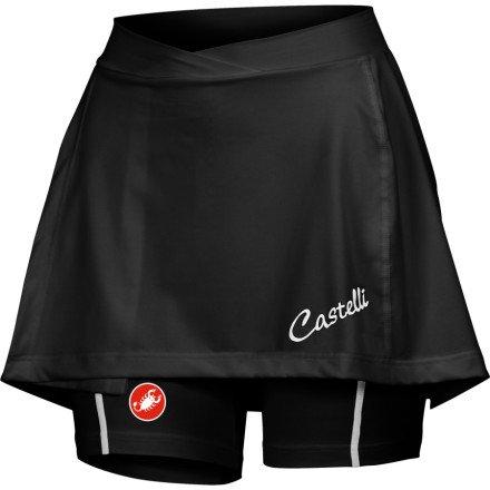 Buy Low Price Castelli Elle Skort – Women's (B003C3X6LC)